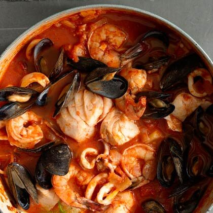 Cioppino San Francisco Style Fish Stew Recipe Health Com
