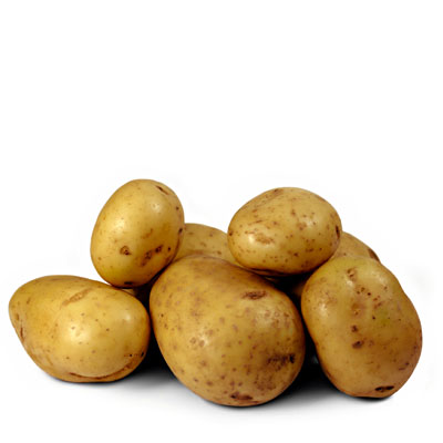 Dirty: Potatoes