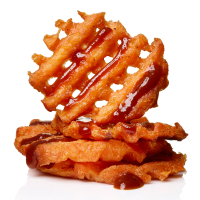 BBQ-Style Sweet 'Tater Fries