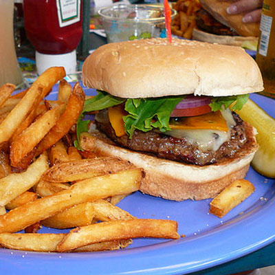 Best gluten-free burger (with bun!)