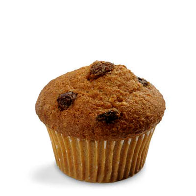 Otis Spunkmeyer Harvest Bran Muffin