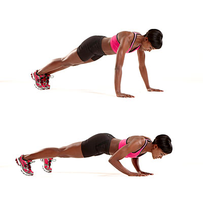 Upper body: Lateral bear crawl
