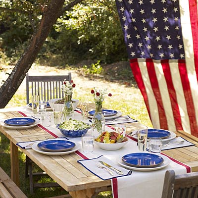 Great July 4th recipes