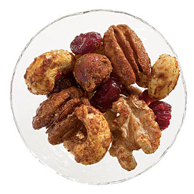 Crunchy-Sweet Nuts