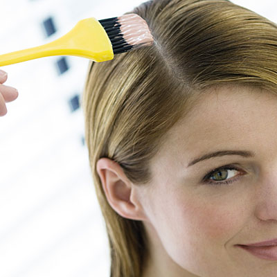 Do a DIY root touch-up that buys you a month