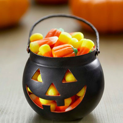 Treat: Candy corn