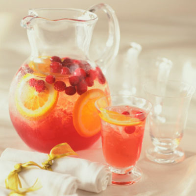 White Cranberry Citrus Punch