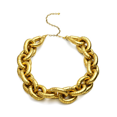 goldtone-necklace