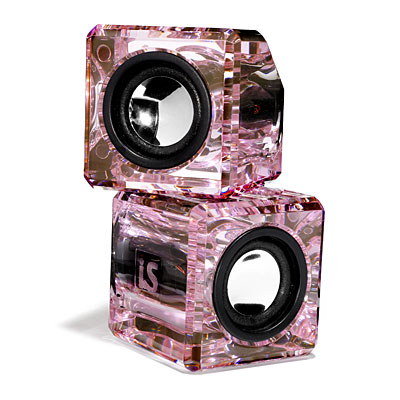 pink-crystal-speakers