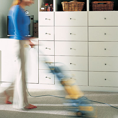 Turn chores into a workout