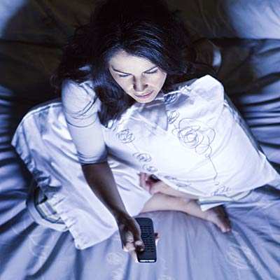 Surprising Fact: Skipping sleep CAN cause weight gain.