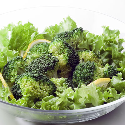Broccoli and other veggies