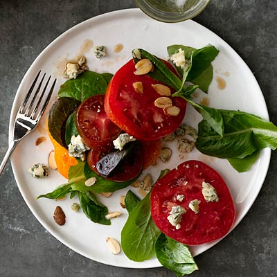 Quick Twist on Caprese