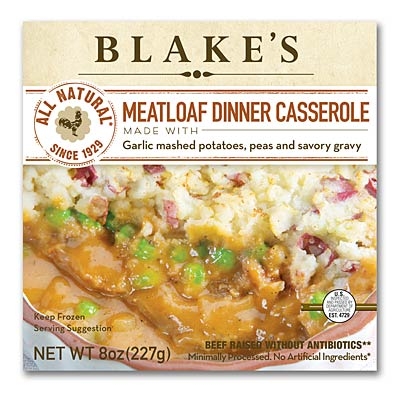 Blake's Meatloaf Dinner Casserole