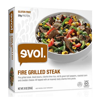 Evol Fire Grilled Steak
