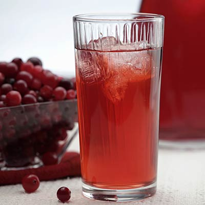 Fight a UTI: Cranberry juice