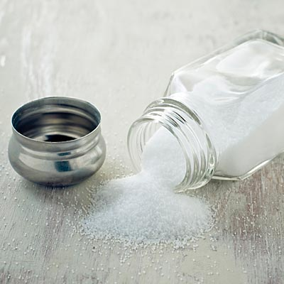 Quit worrying about salt