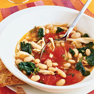 chicken-bean-stew