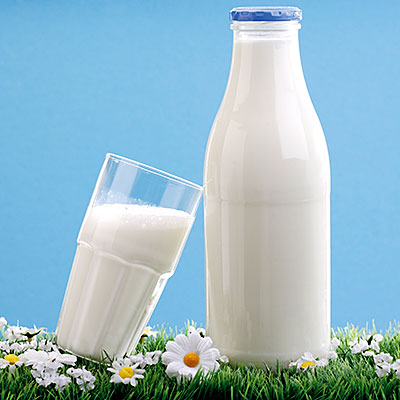 Unpasteurized dairy