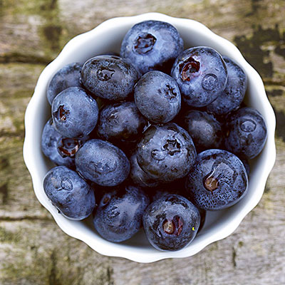 Blueberries: tart, tasty, and healthy