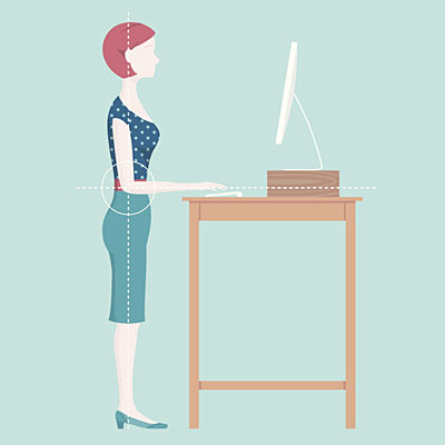 A case for standing desks