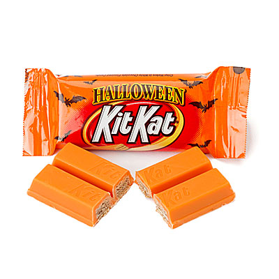 Kit Kat Halloween Wafer Bar