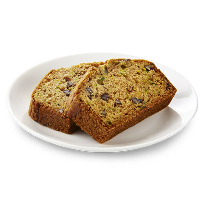 Sponsored: Zucchini Bread