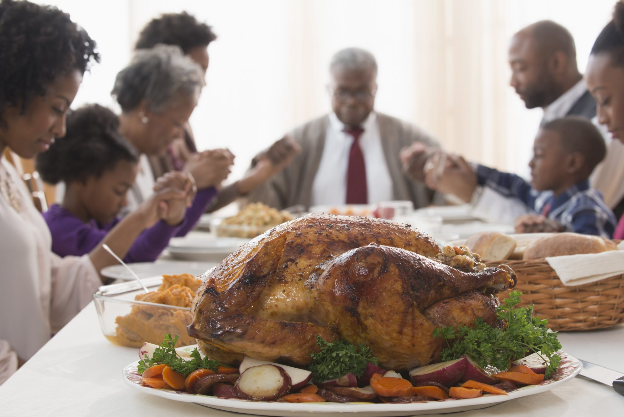 Myth: Eating turkey makes you sleepy