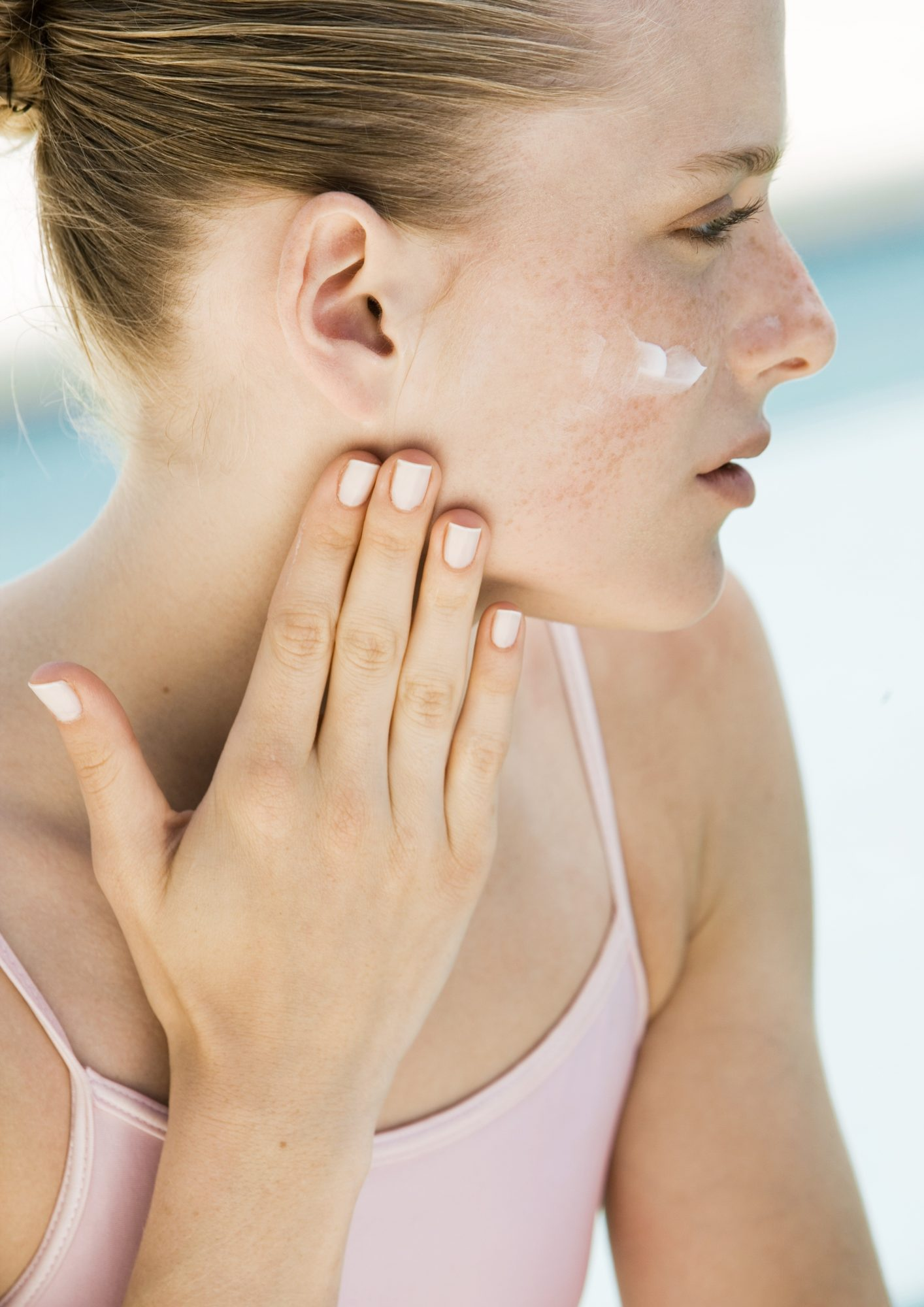 Myth: You don't need sunscreen if you'll be indoors all day