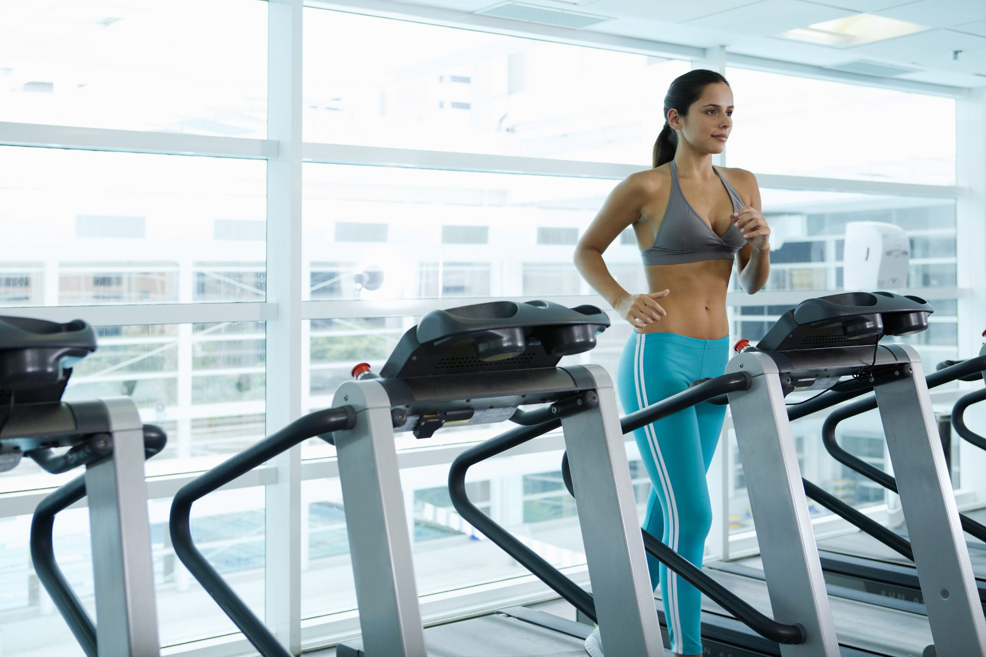 Myth: To burn the most fat, you need to exercise in the  fat burning zone