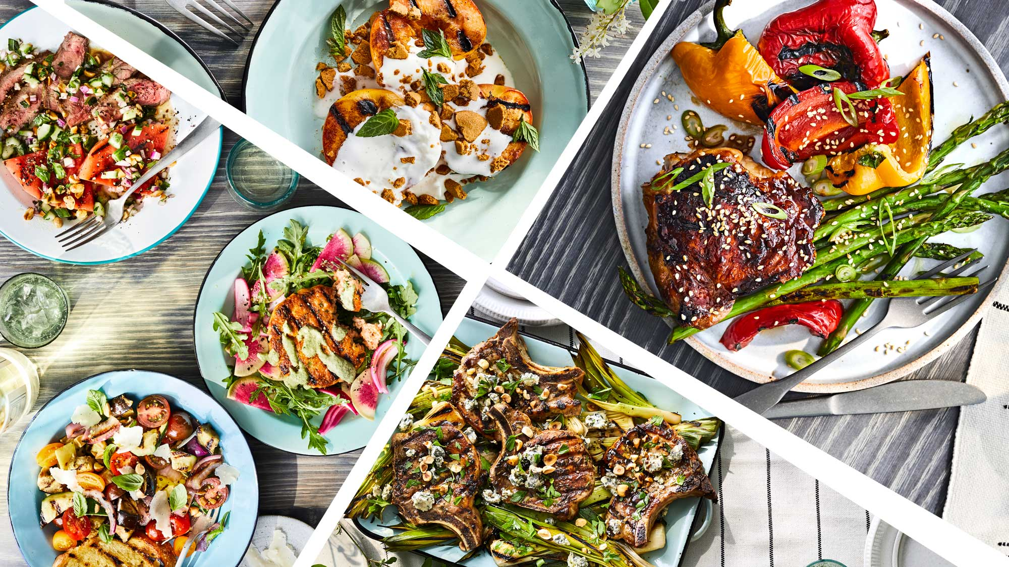 grill grilling recipes woman health diet food health-summer-2019