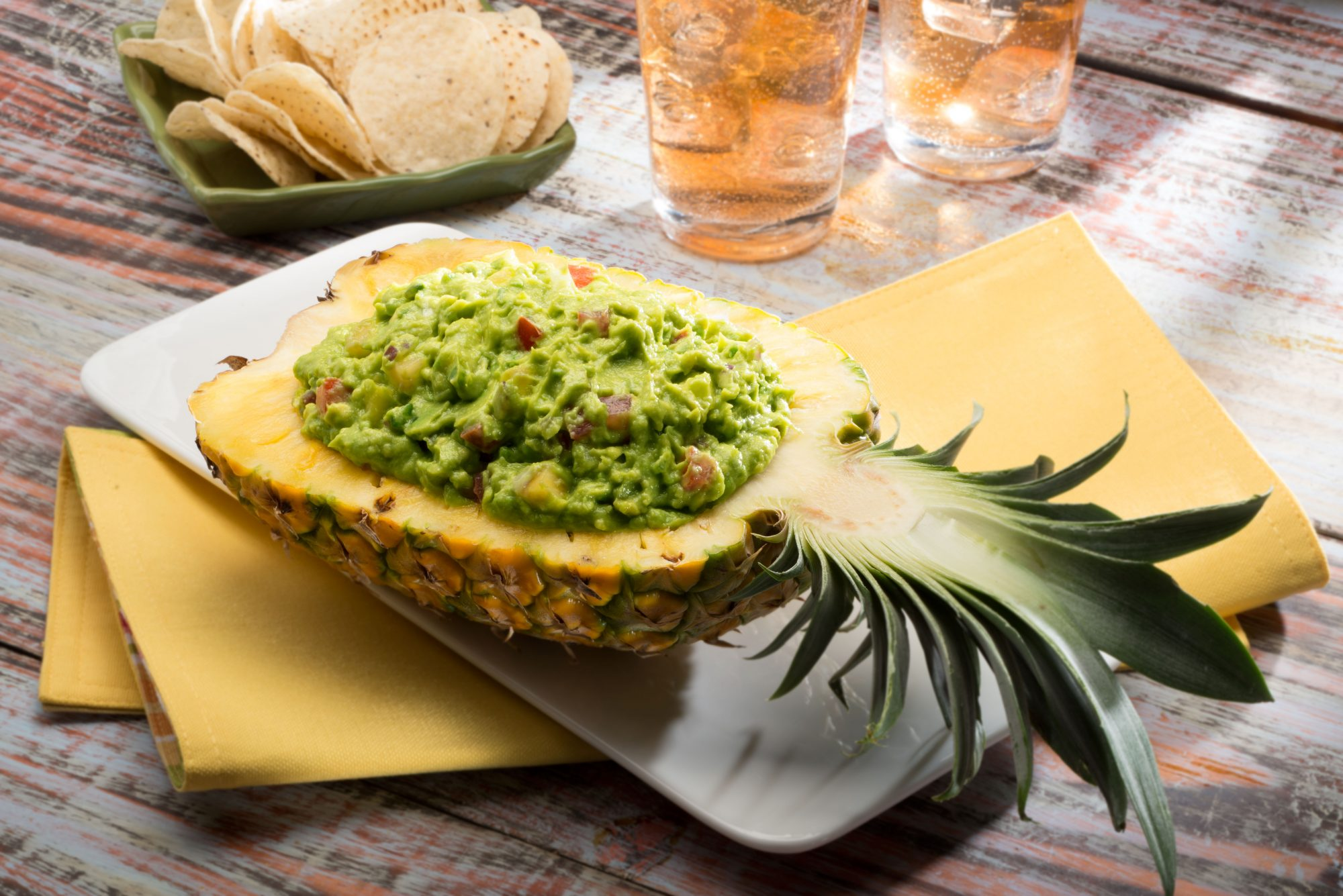 pineapple-guacamole-bowl-avocado