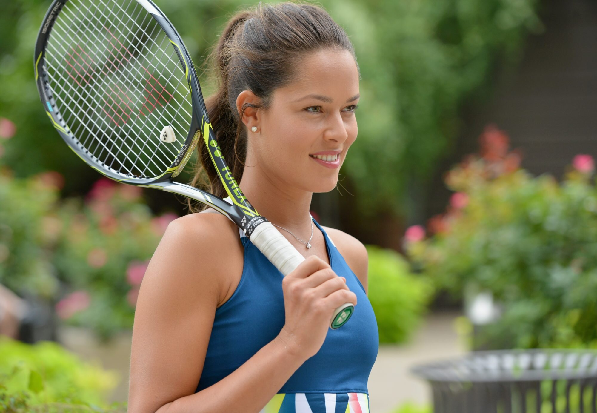 Ana Ivanovic Breasts here are tennis star ana ivanovic's diet and fitness secrets