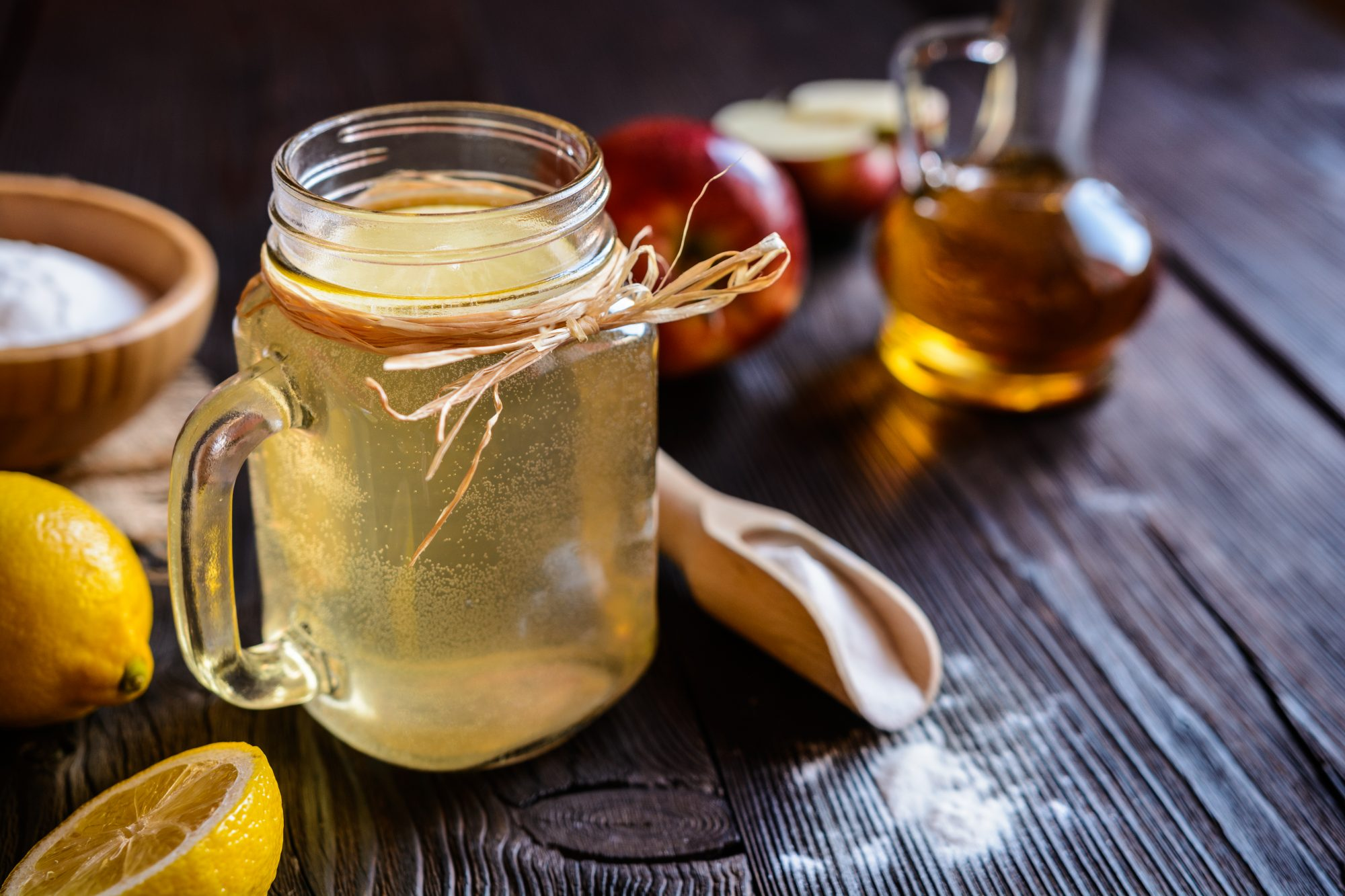 apple-cider-vinegar-mason-jar
