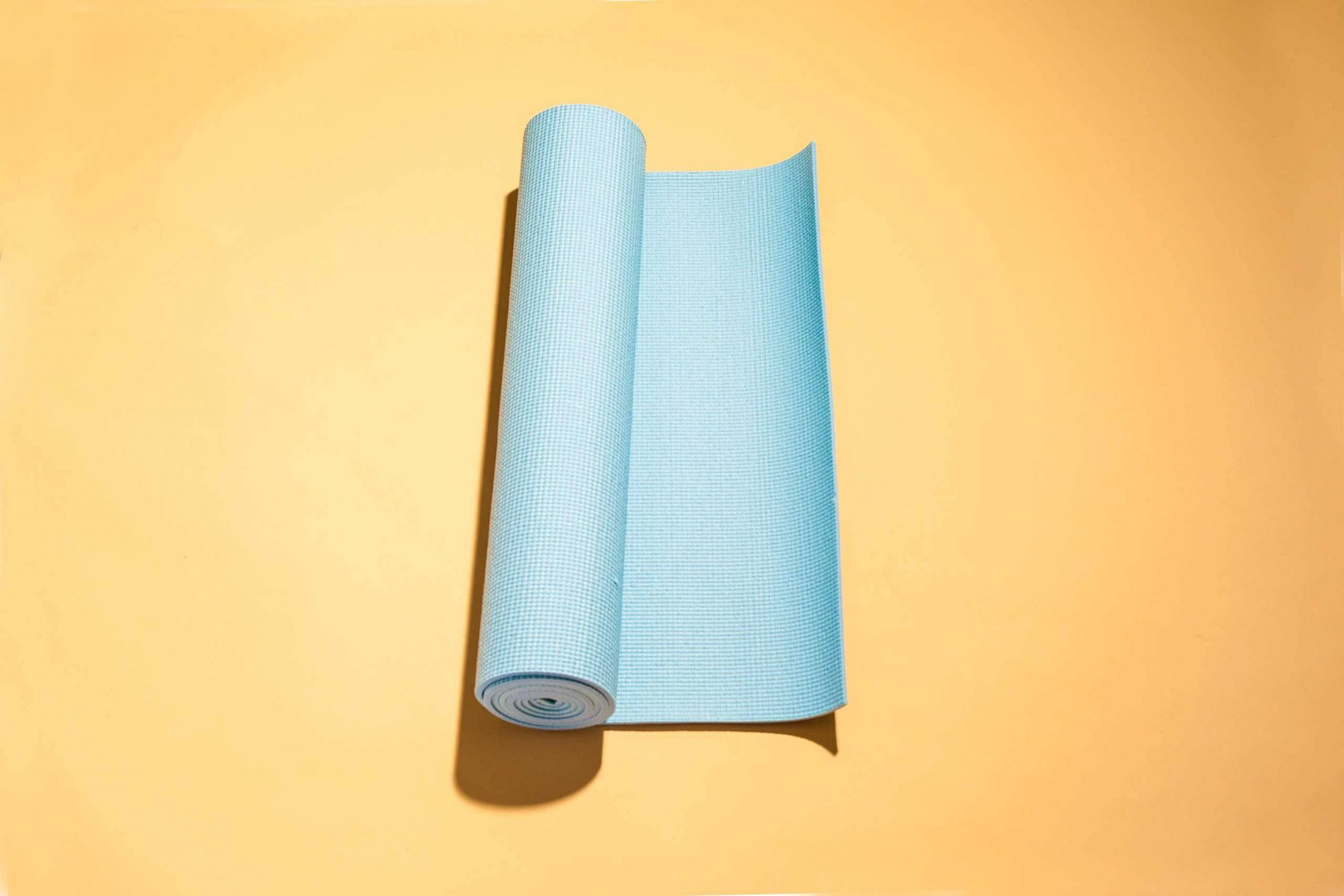 TIME.com stock photos Weight Loss Health Exercise Yoga Mat