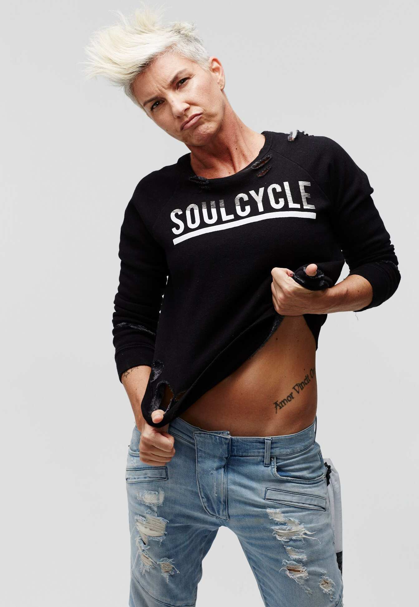 SoulCycle Master Instructor Stacey Griffith Shares How Fitness Helped Her After Hitting Rock Bottom
