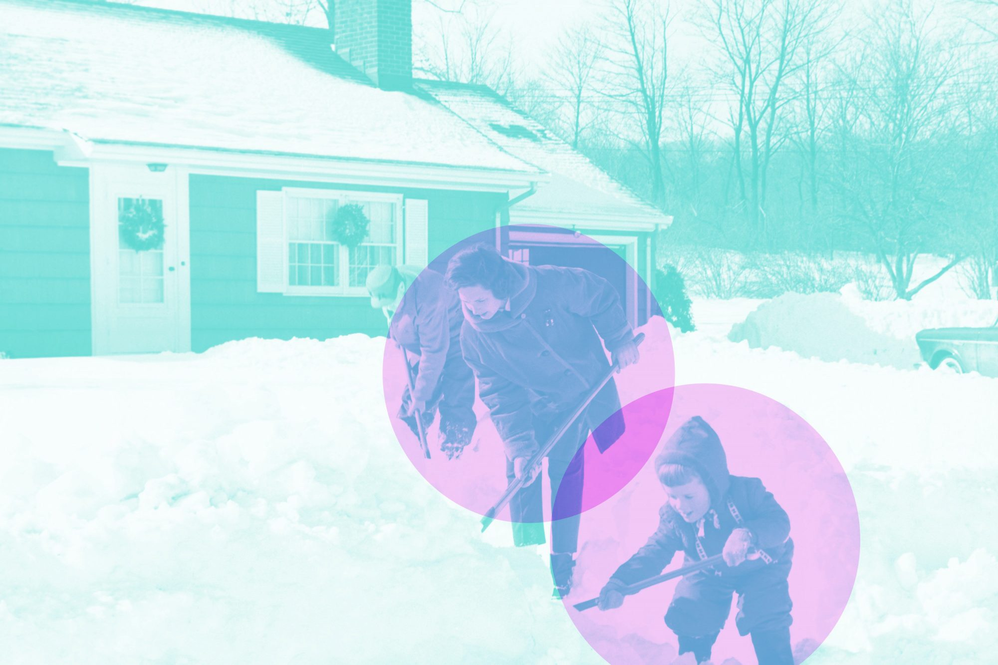 Why Snowstorms Are Bad for Your Heart