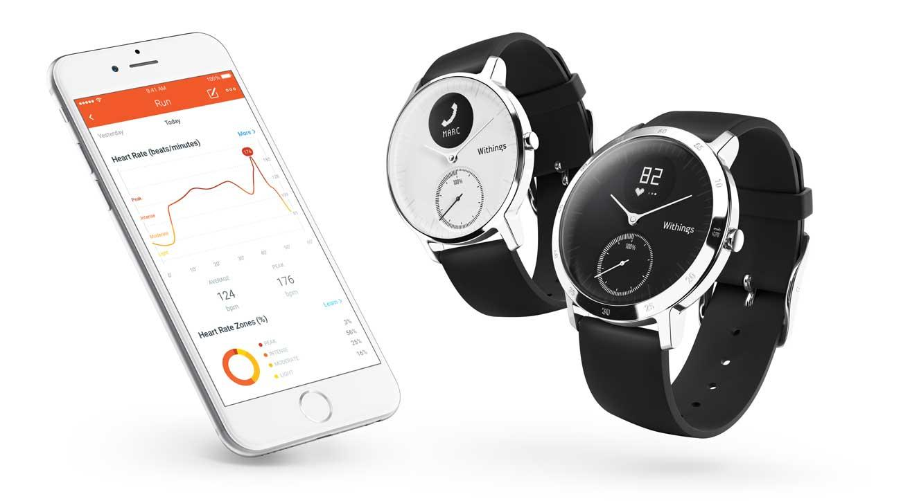 Withings Steel HR review: This hybrid smart watch fitness tracker has a 25-day battery life