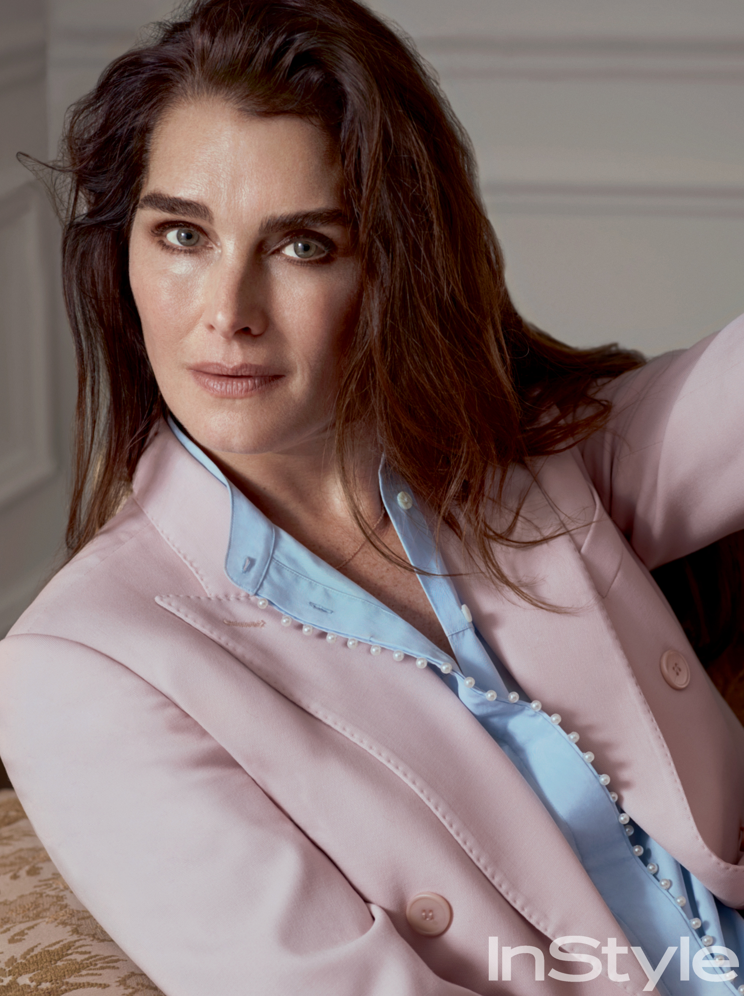 Brooke Shields on the Eyebrows That Made Her Famous