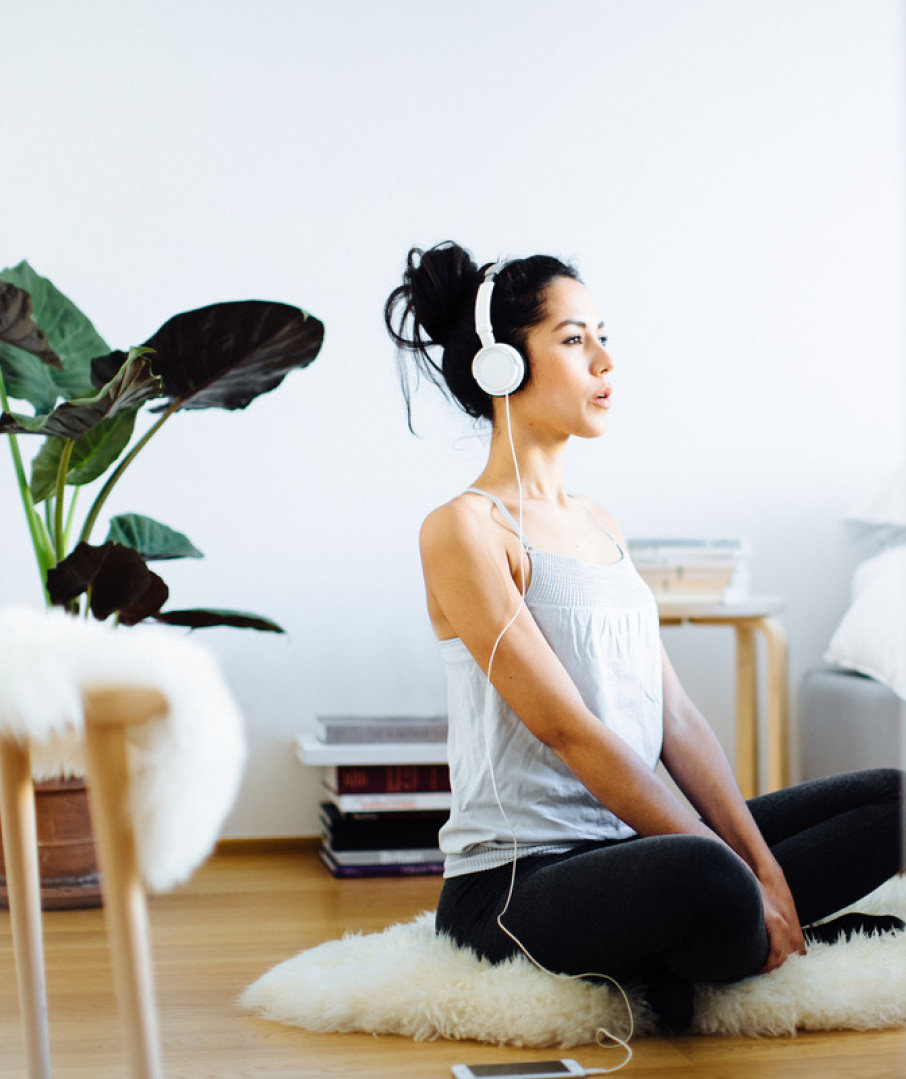 Just 10 Minutes of Meditation Boosts Mood and Focus for People With Anxiety