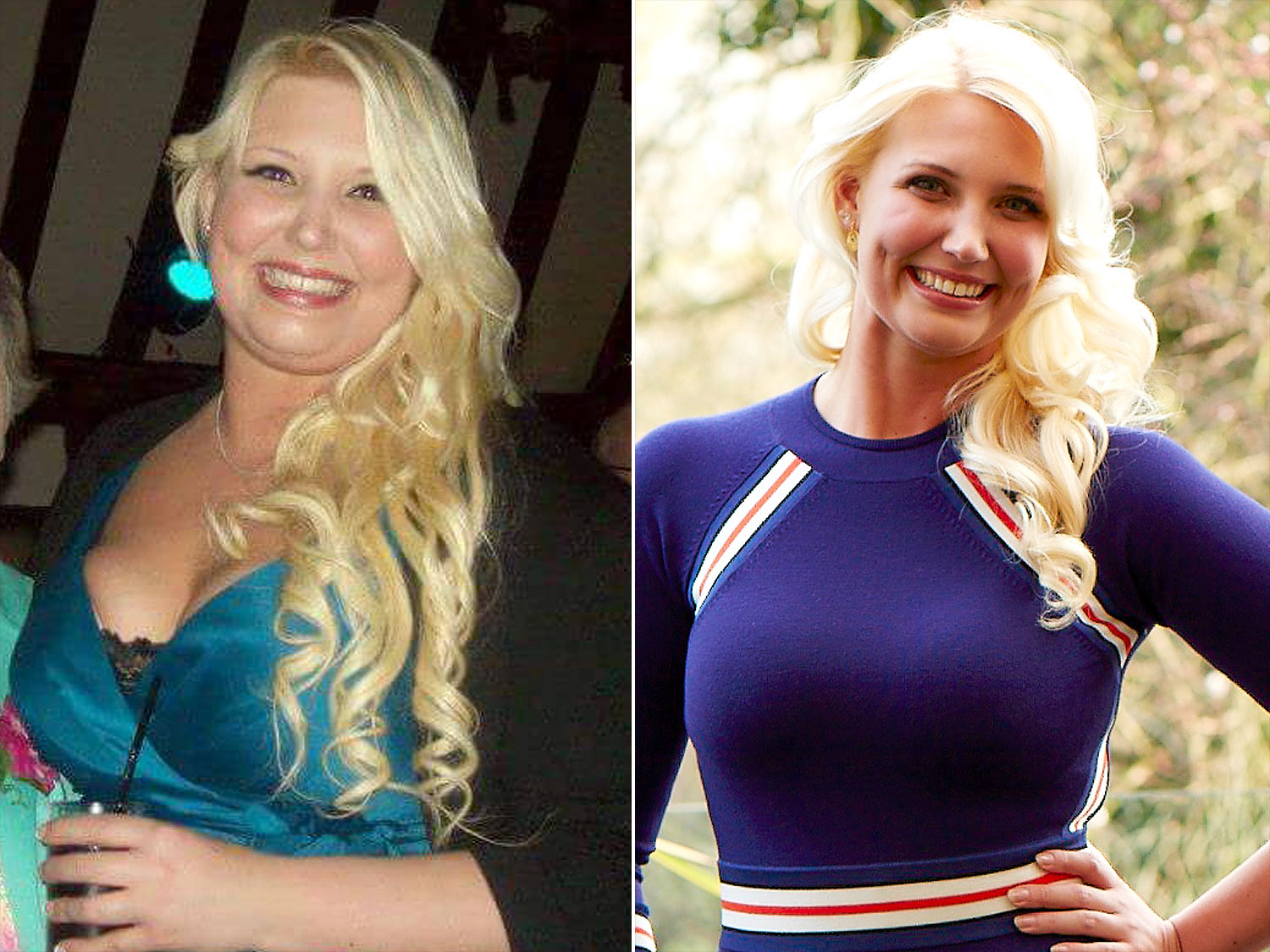 Formerly Overweight Nurse Loses Over 70 Lbs.: 'I Didn't Want to Be a Contradiction to My Patients'