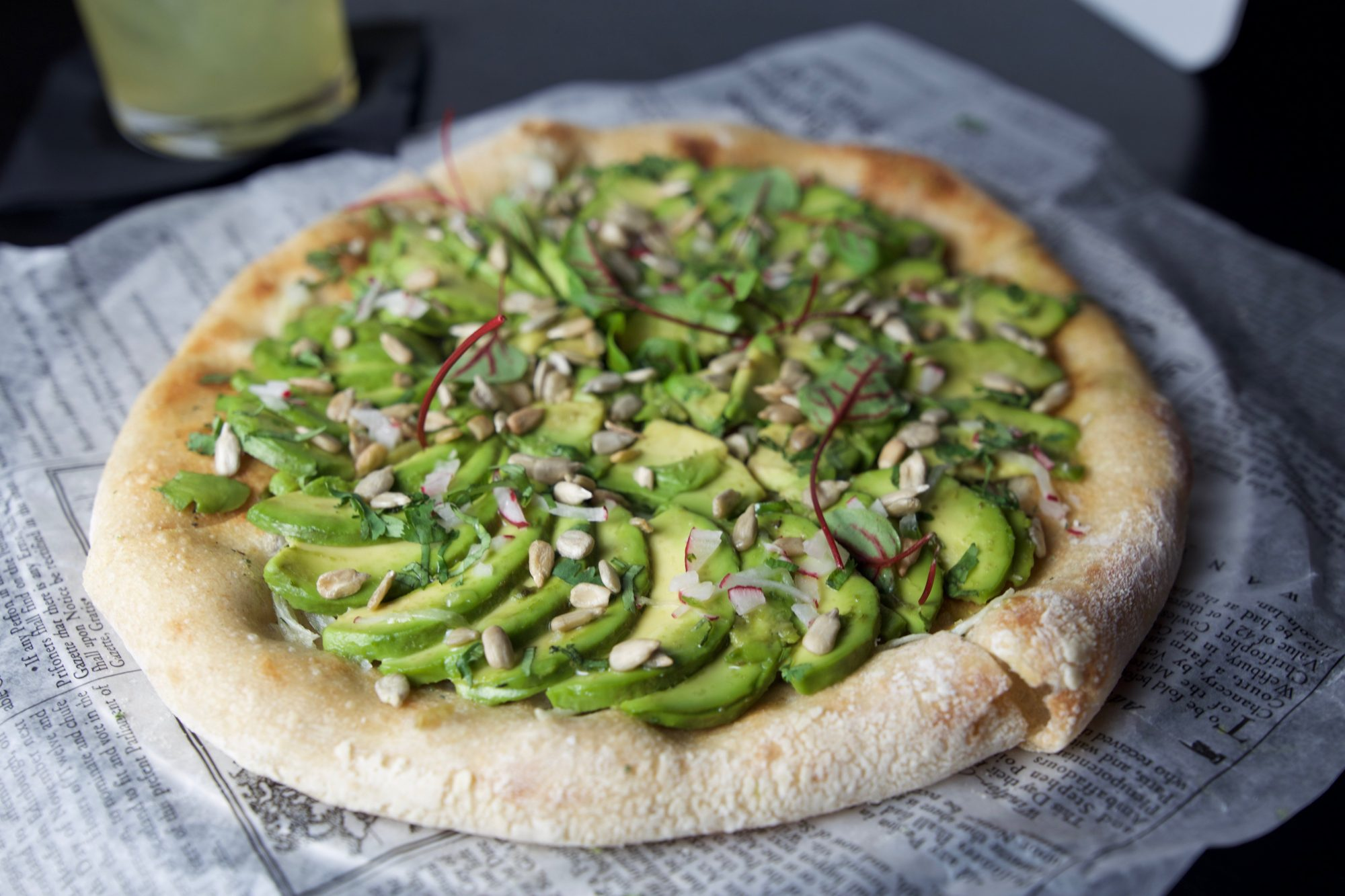 Yes, Avocado Toast Pizza Is Also Available for Your Dining Pleasure