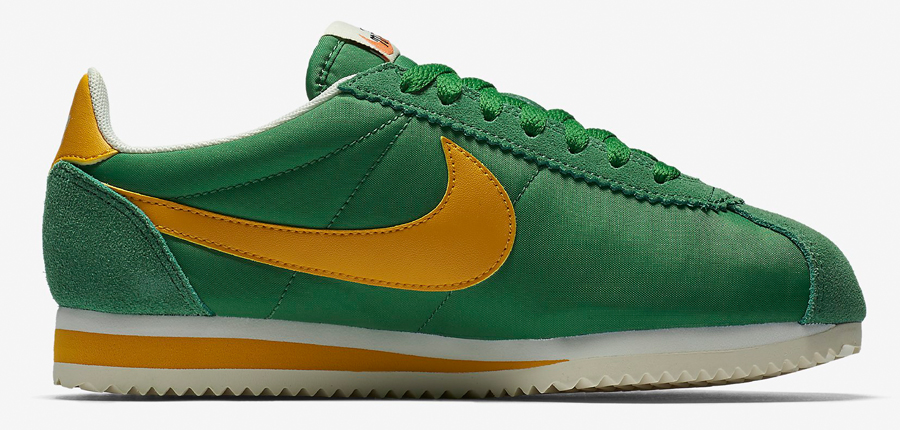 Green and Yellow Classic Cortez