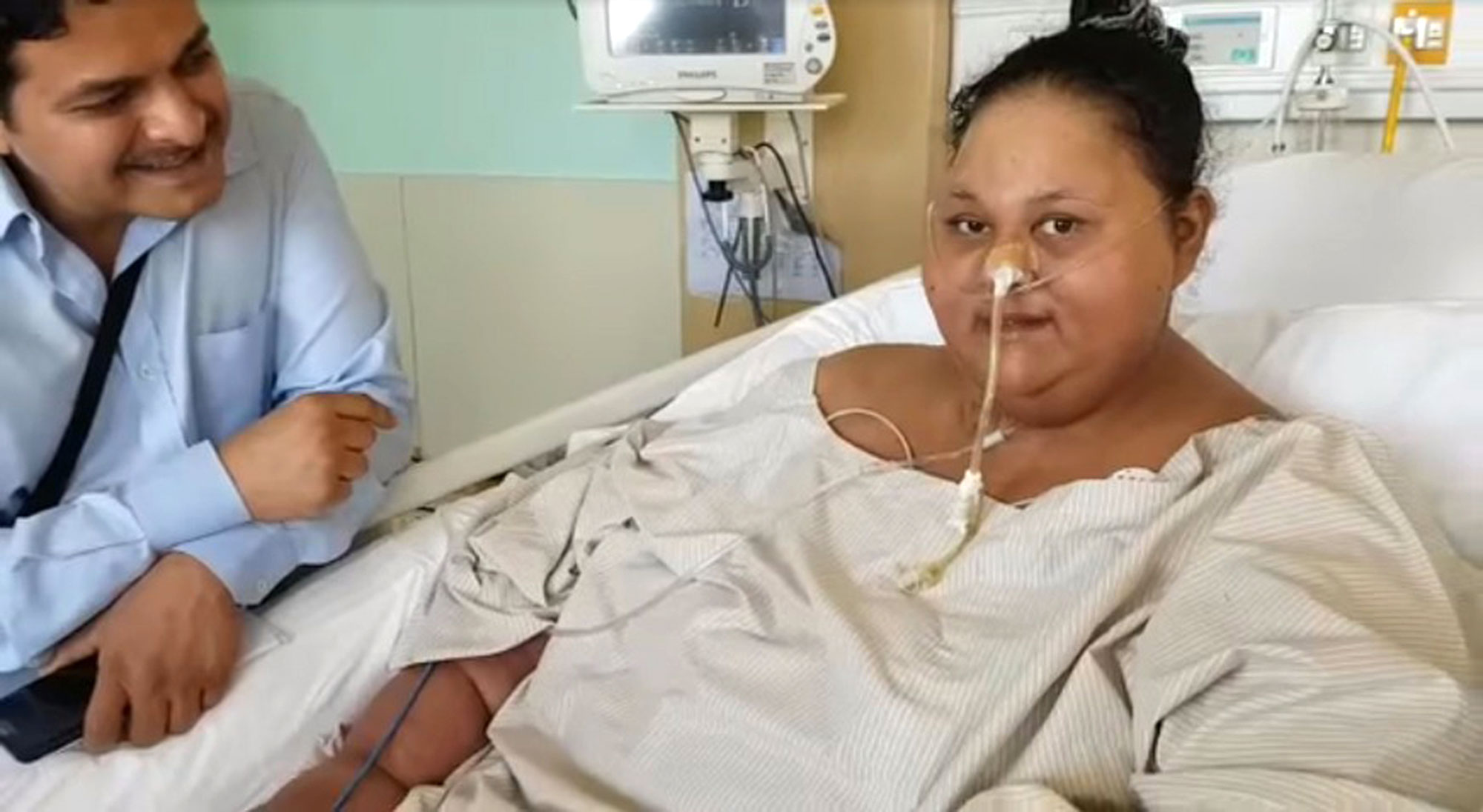 Woman Once Considered the World's Heaviest Dies After Losing More Than 700 Lbs.