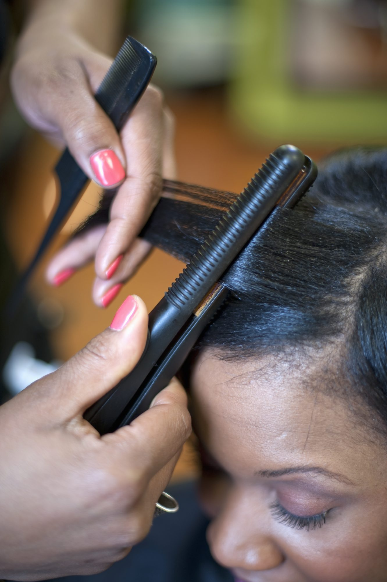 Myth: Hair straighteners cause breast cancer in African-American women.