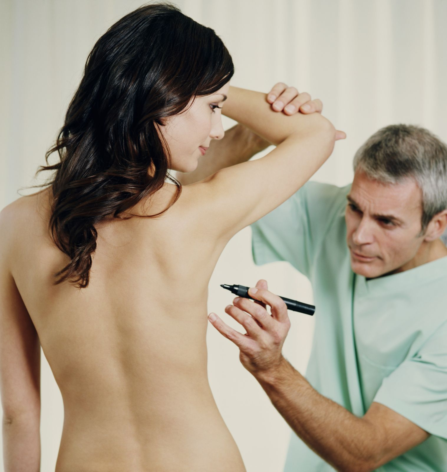 Myth: Breast implants can raise your cancer risk.