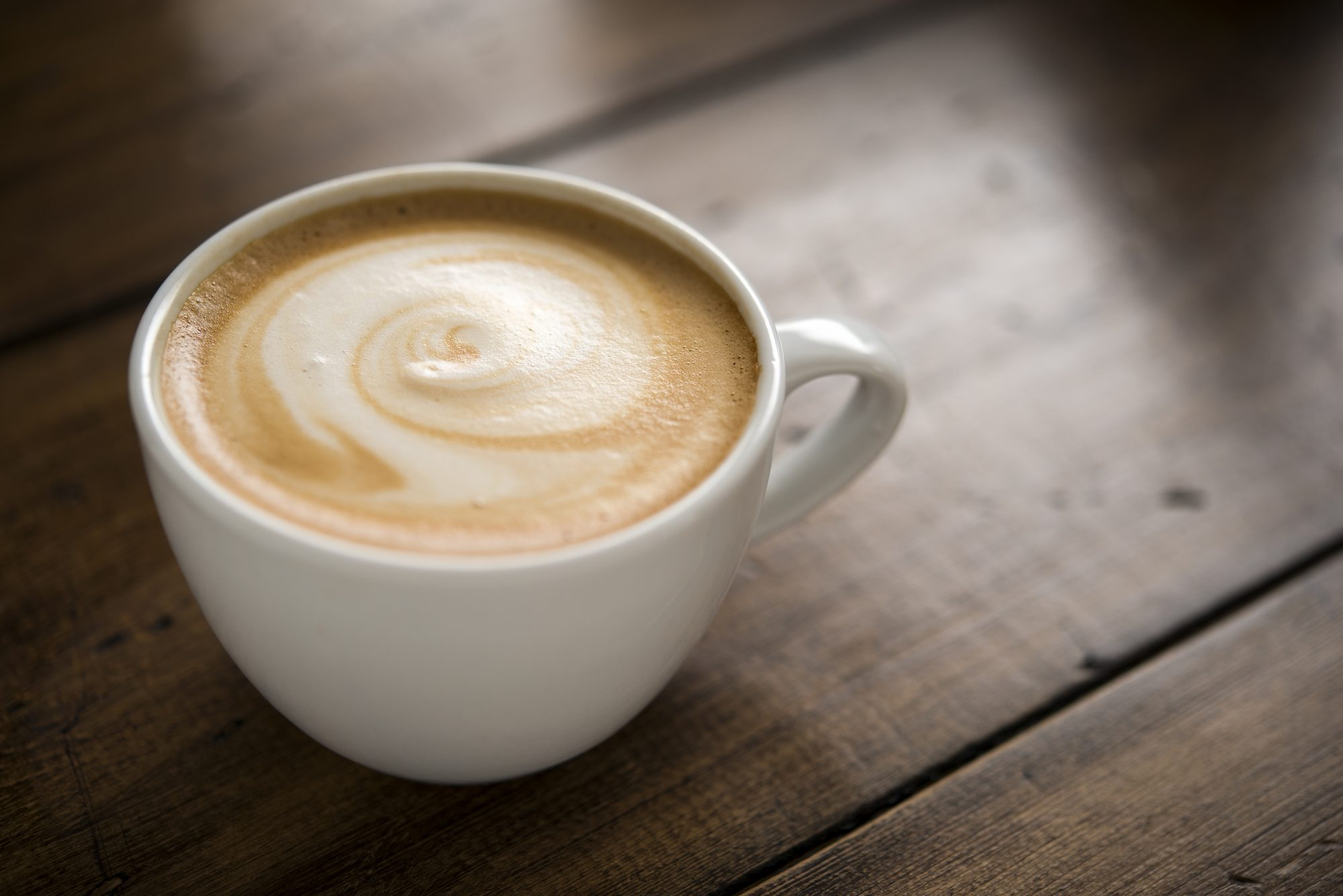 Myth: Caffeine causes breast cancer.