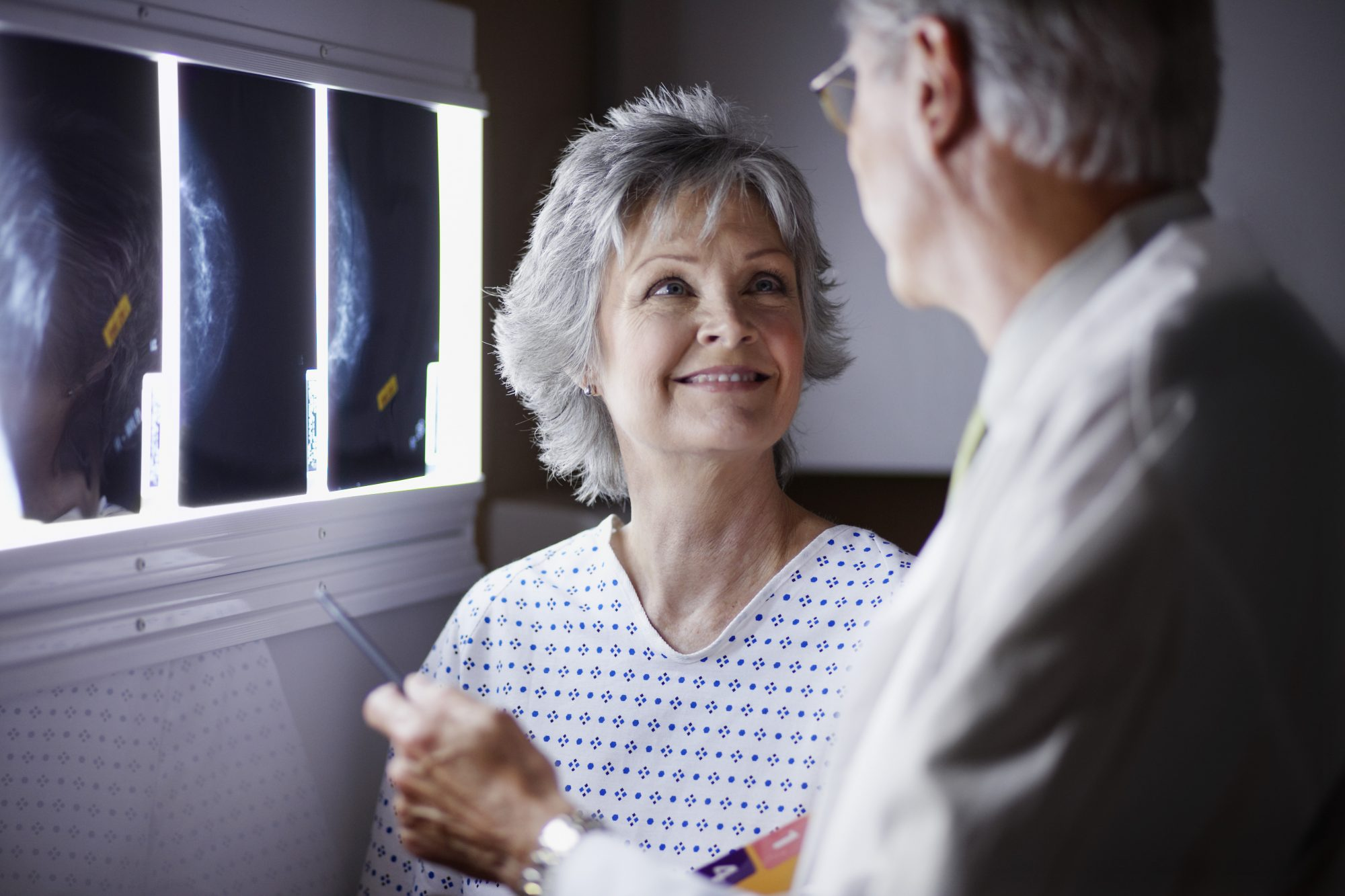 Myth: If your mammography report is negative, there is nothing else to worry about.