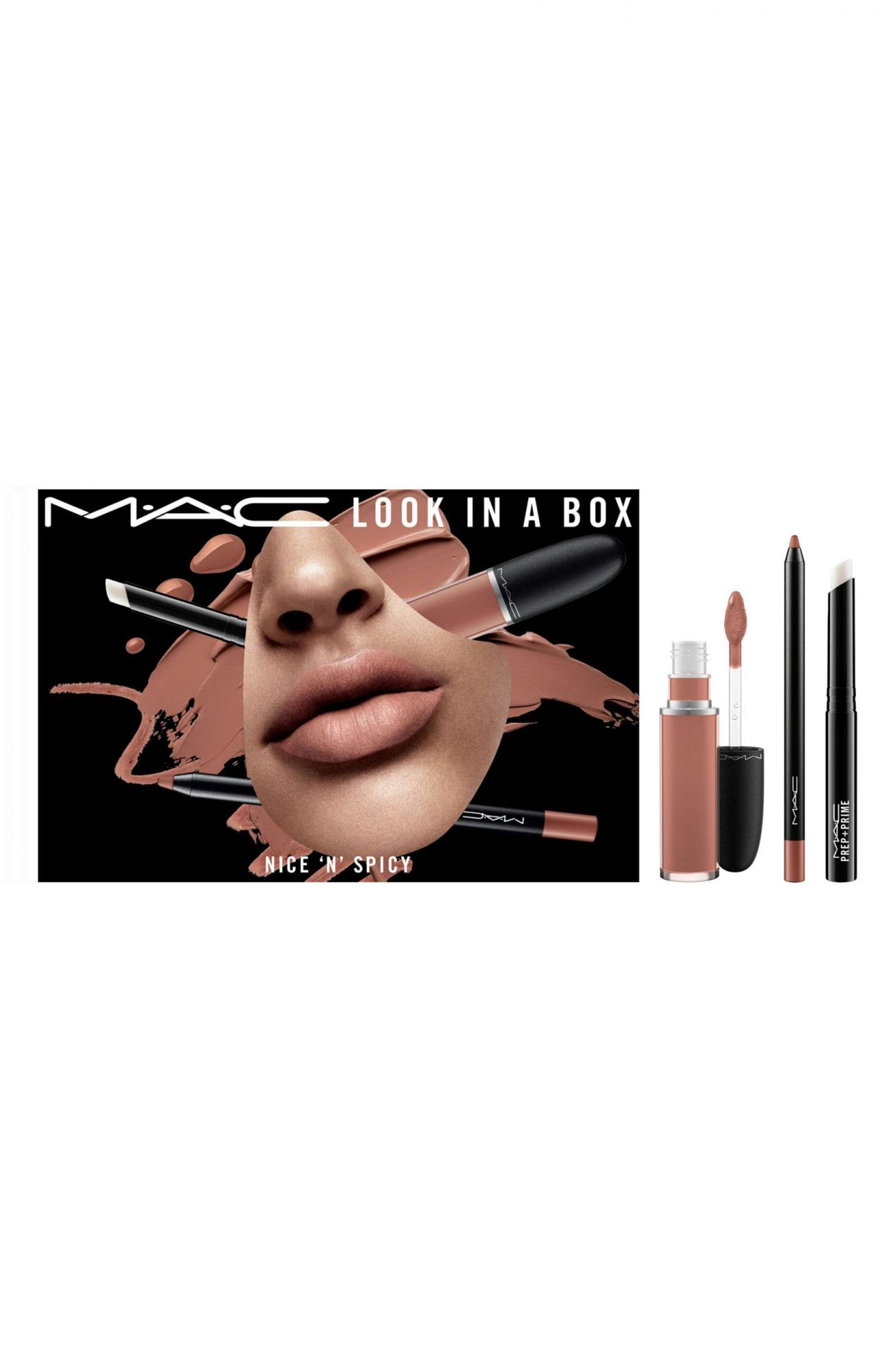 Look in a Box Nice 'n Spicy Lip Kit