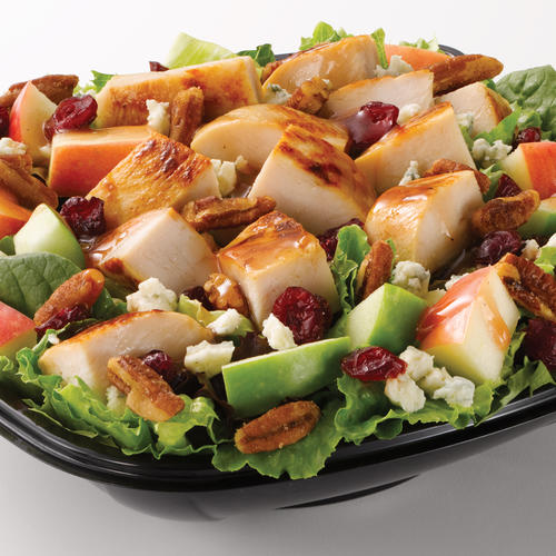 These Are the Healthiest Fast Food Salads to Order